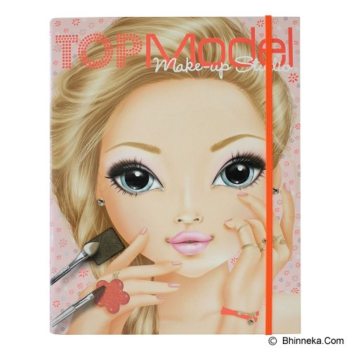 TOP MODEL Make-Up Creativefolder [TM 6660] - Buku Seni Gambar